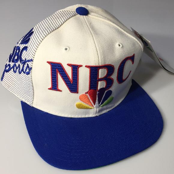 f56040c6ca5 Vintage NBS Sports Baseball Hat Peacock. NWT. Sports Specialties
